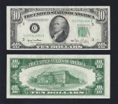 SM FRN $10.00 1950 Philadelphia Choice Unc. Stock # S1026C