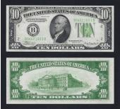 SM FRN $10.00 1934 New York Choice Unc. Stock # S1016C